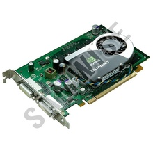 Placa video nVidia Quadro FX 570, 256MB DDR2 128-Bit, PCI-Express x16, Dual DVI