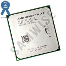 Procesor AMD Athlon X2 5200+ 2.7GHz, Socket AM2, 1MB Cache, 64-Bit