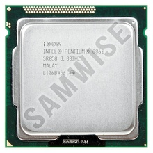 Procesor Intel Dual Core G860 3GHz, 3MB Cache, Socket LGA1155, Sandy Bridge, HD Graphics
