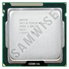 Procesor Intel Dual Core G860 3GHz, 3MB Cache, Socket LGA1155, Sandy Bridge, HD Graphics