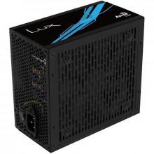 Sursa Aerocool 650W LUX, 5x SATA, 3x Molex, 2x 6+2 pin PCI-E, 80+ Bronze, PFC activ