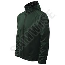 Jacheta Softshell de Barbaţi Cool, Rezistenta la vant si ploaie