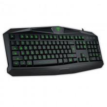 Tastatura Gaming T-DAGGER Minesweeping, 19 taste fara conflict, Iluminare LED, 12 taste multimedia, USB