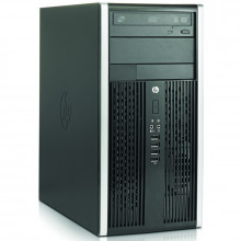 Calculator HP 8300 Tower, Intel Core i5 3470 3.2GHz (Turbo 3.6GHz), 4GB DDR3, 250GB, HD Graphics, DVD