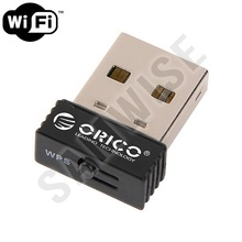 Adaptor wireless Orico WF-RE1-BK, 150Mbps