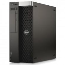 Calculator Dell Workstation Precision T3610, Intel Xeon QuadCore E5-1650 3.2GHz, 32GB DDR3, SSD 250GB, 500GB, ATI HD 7570 1GB DDR5 128-bit, DVD-RW