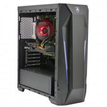 Calculator Gaming Segotep Halo 8, Intel Core i5 2400 3.1GHz, Intel DH61CR, 8GB DDR3, 1TB, XFX RX 580 8GB DDR5 256-bit, DVI, HDMI, 500W