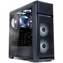 Calculator Gaming Zalman N5, Intel Core i5 3570 3.4GHz, MSI H61M-P31/W8, 16GB DDR3, SSD 240GB, 1TB, Sapphire RX 580 NITRO+ 4GB GDDR5 256-bit, DVI, HDMI, 500W