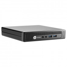 Calculator HP ProDesk 600 G1 Desktop Mini PC, Intel Core i5-4570TE 2.7GHz, 8GB DDR3, SSD 120GB, 4x USB 3.0