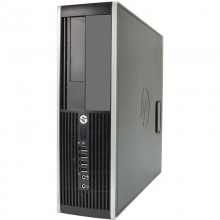 Calculator Incomplet HP Elite 8300 SFF, LGA1155, Intel Q77, 2nd/3rd Gen, 4x DDR3, 4x SATA II, Cooler inclus