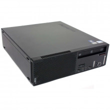 Calculator Lenovo ThinkCentre Edge 71 SFF, Intel Core i3 2120 3.3GHz, 4GB DDR3, 160GB, HD Graphics 2000, DVD-RW
