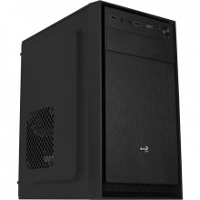 Carcasa Gaming Aerocool CS-104 V1 Black, MiniTower, USB 3.0