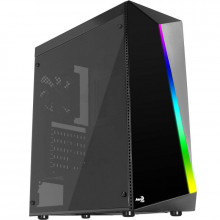 Carcasa Gaming Aerocool Shard RGB, Middle Tower, USB 3.0