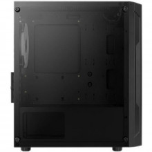 Carcasa Gaming Aerocool Trinity V2, MiniTower, 2x USB 3.0, Panou transparent