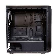 Carcasa Gaming Inter-Tech C-III Saphir Black, USB 3.0, Ventilator 120mm LED RGB