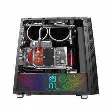 Carcasa Gaming Segotep Fenix, USB 3.0, Panou transparent, MiddleTower, Vent. 3x 120mm RGB