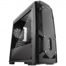Carcasa Gaming Segotep Polar Light V2 Black, MiniTower, USB 3.0