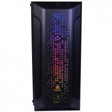 Carcasa Gaming Segotep Zack, USB 3.0, Panou Transparent, Iluminare LED RGB