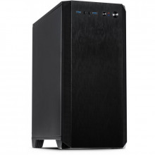 Carcasa Inter-Tech H-606, MiniTower, mATX, 2x USB 3.0, Vent. 120 mm