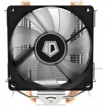 Cooler CPU ID-Cooling SE-903 V2 Blue, Ventilator 92mm, Heatpipe-uri Cupru