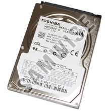 Hard disk Laptop, Notebook, Toshiba 80GB, SATA2, Buffer 8MB, MK8046GSX