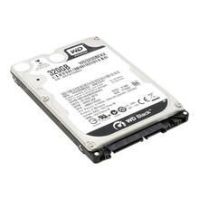 Hard disk notebook WD 320GB SATA-II 7200 rpm 16MB Black WD3200BEKX
