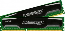 KIT Memorie 16GB DDR3 1600MHz Crucial Ballistix Sport