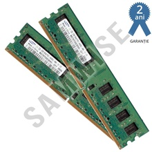 KIT Memorie 2 x 1GB, Samsung, DDR2, 800MHz, PC-2 6400