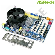 KIT Placa de baza ASRock G31M-GS + Intel Pentium Dual Core E5300 2.6GHz + Cooler 92mm