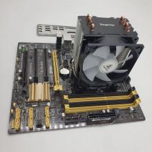 KIT Placa de baza Asus Q87M-E, Intel Core i7 4770k 3.5GHz, Cooler Segotep Frozen Tower TS4
