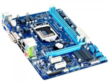 KIT Placa de baza Gigabyte GA-H61M-DS2 DVI, LGA1155 + Intel Core i3 3220 3.3GHz + Cooler + 4GB DDR3