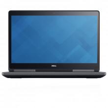 "Laptop Dell Precision 7710, 17.3"", Intel Core i7-6820HQ 2.7GHz, 16GB DDR4, SSD 512GB, nVIDIA M3 4GB DDR5 256-bit"