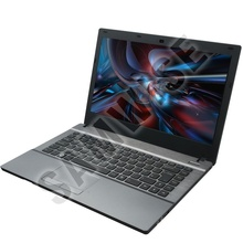 Laptop Incomplet Clevo W550SU1, Intel Core i3-4100M 2.5GHz, 14 inch, DVD-RW, WEB CAM, USB 3.0, Baterie 3 ore