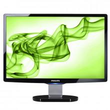 """Monitor LCD 22"""" PHILIPS 220CW, Grad A, 2ms, 1680x1050, DVI, VGA, Cabluri incluse"""