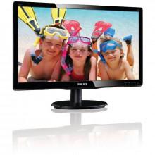 "Monitor LED 21.5"" Philips 226V4LAB, Grad A, Full HD, 1920x1080, 5ms, DVI, VGA, Cabluri incluse"