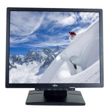 """Monitor LED FUJITSU 19"""" E19-6, Grad A, 1280x1024, 5ms, VGA, DVI, Boxe, Cabluri incluse"""