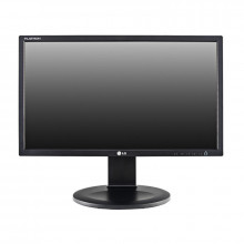 "Monitor LED LG 18.5"" E1911S-BN, Grad A, 1366x768 Widescreen, 5ms, VGA, Cabluri incluse"