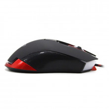 Mouse Gaming FanTech Furion V3, Optic, USB, 2400 DPI, Negru