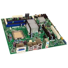 Placa de baza INTEL DQ45CB, LGA775, 4 x DDR2, FSB 1333MHz, Retea, Audio, Video, 2 x DVI