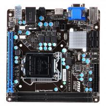 Placa de baza MSI H61I-E35 V2/W8, LGA1155, 2x DDR3, 4x SATA II, PCI Express 3.0, mITX