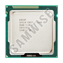 Procesor Intel Core i7 2600K 3.40GHz, up to 3,8 GHz socket 1155, 8MB cache