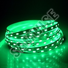 Rola leduri SMD 5m, lumina verde