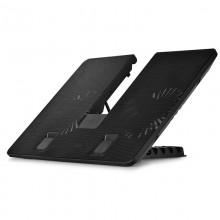 Stand/Cooler notebook Deepcool U Pal, Sase unghiuri de inclinare