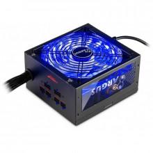 Sursa Inter-Tech Argus 750W RGB-750 Modulara, 8x SATA, 4x 6+2 PCI-E, 3x Molex, 80+ Gold