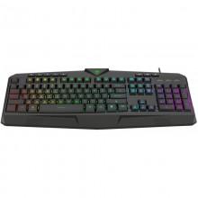 Tastatura Gaming T-Dagger Submarine RGB, Iluminare LED RGB, USB