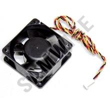 Ventilator Sunon 60mm/25mm 12v, Mufa 3 pini, 230 mA, max 5200rpm