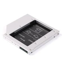 Adaptor HDD Caddy Orico HDD/SSD L127SS, pentru unitati optice de tipul 12.7 mm