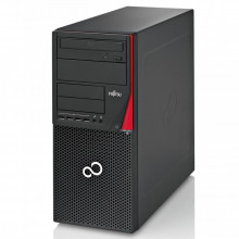 Calculator Fujitsu Esprimo P720 E85+ MT, Intel Core i3 4170 3.7GHz, 8GB DDR3, SSD 128GB, 250GB, DVD-RW