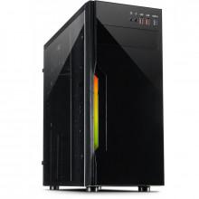 Calculator Gaming Inter-Tech RGB, Intel Core i5 2300 2.8GHz, Acer H61H2-AD, 8GB DDR3, 500GB, ATI R7 250 2GB DDR3 128-bit, 450W