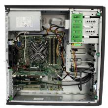 Calculator HP 8200 MiniTower, Intel Core i7 2600 3.8GHz, 8GB DDR3, HDD 1TB, DVD